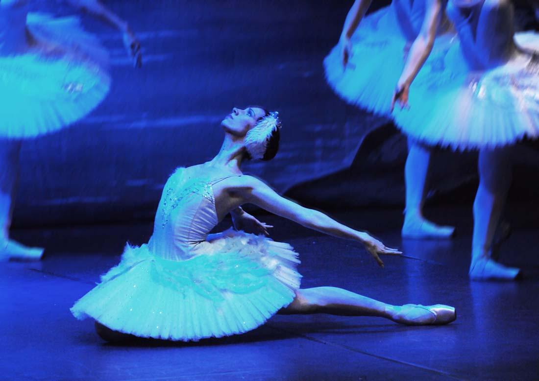 Vuelve a Madrid el Ballet de San Petersburgo