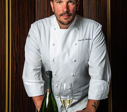 ¿Te apetece celebrar San Isidro con un menú de estrella Michelin y champagne?