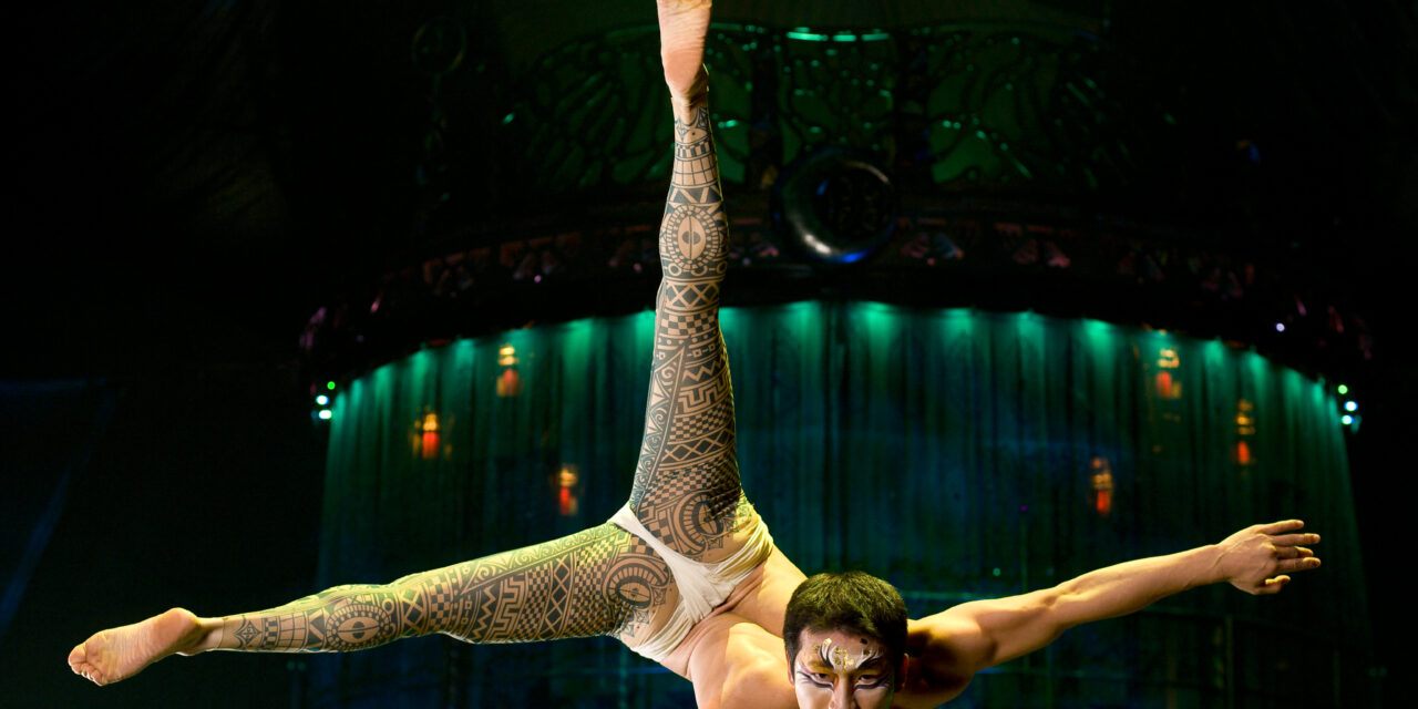 Cirque Du Soleil regresa a Madrid con Kooza