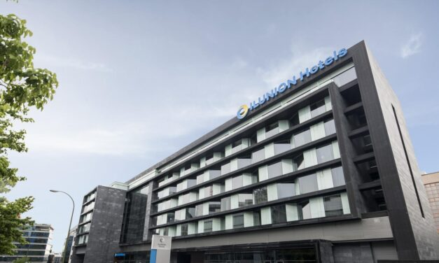 ¿Buscando un hotel moderno en Madrid? ILUNION Atrium es la respuesta