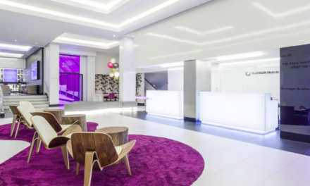ILUNION Suites Madrid: Un hotel para eventos en la capital