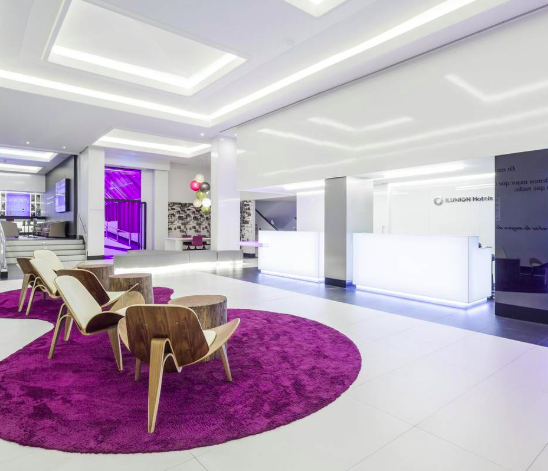 ILUNION Suites Madrid: Un hotel para eventos en la capital
