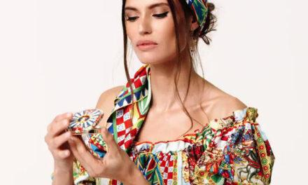 El Mediterráneo, fuente de inspiración para la colección de maquillaje de verano de Dolce&Gabanna