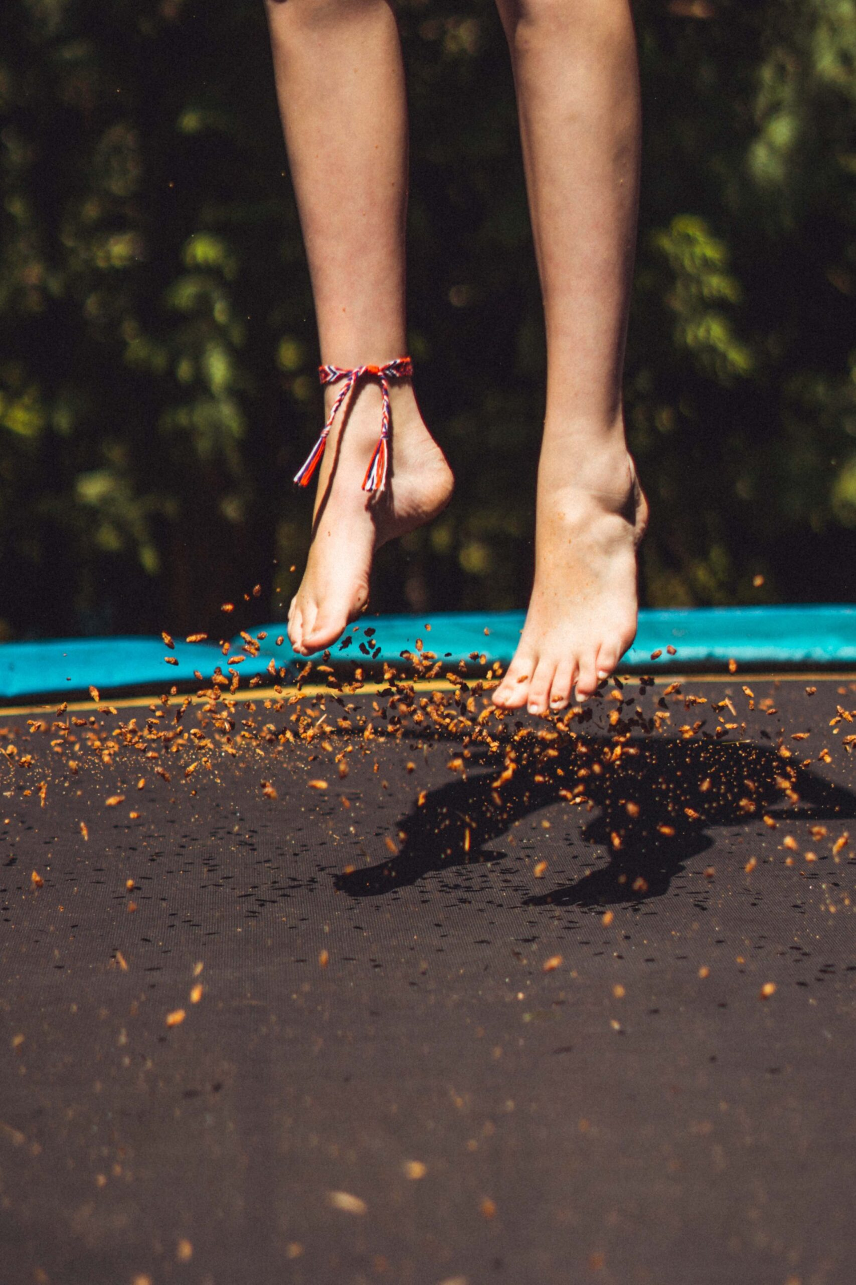 Recupera tus pies en septiembre del daño del verano