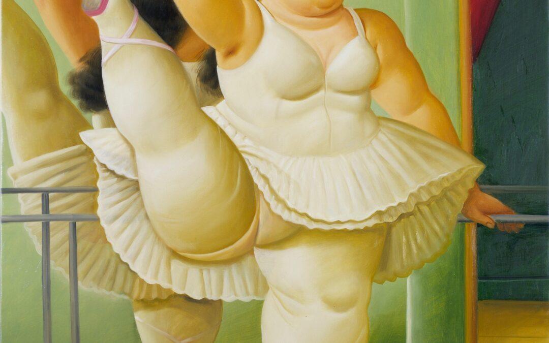 Botero. 60 años de pintura: la exposición del otoño arranca en CentroCentro