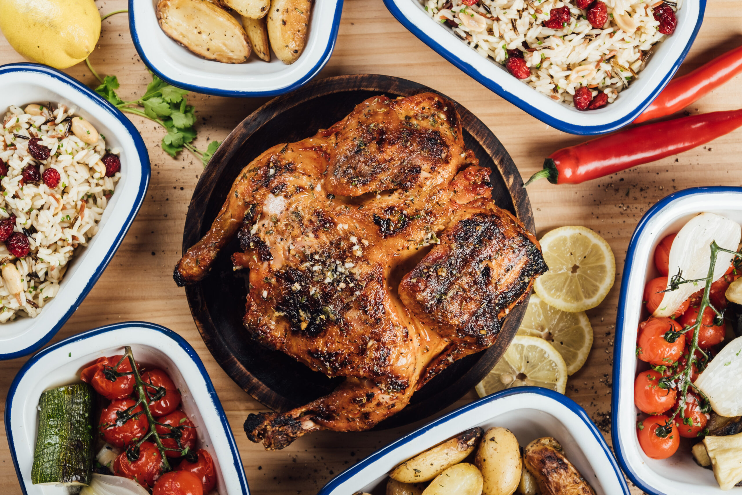 PIRI PIRI, el auténtico frango portugués que tienes que probar en Madrid