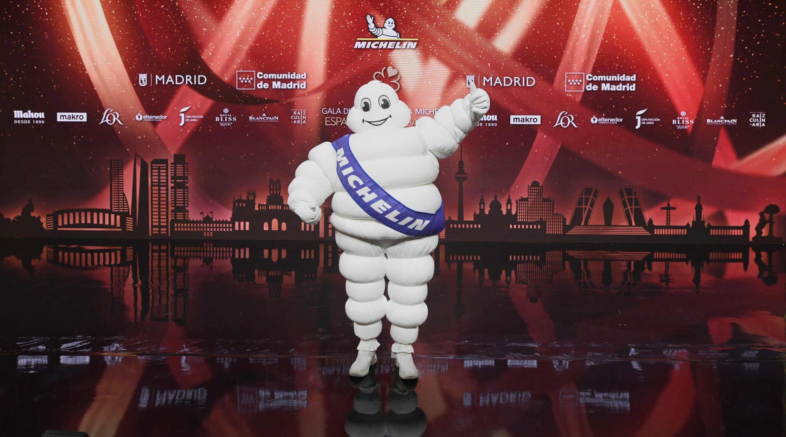 La Guía Michelin 2021 presenta sus nuevas estrellas en Madrid