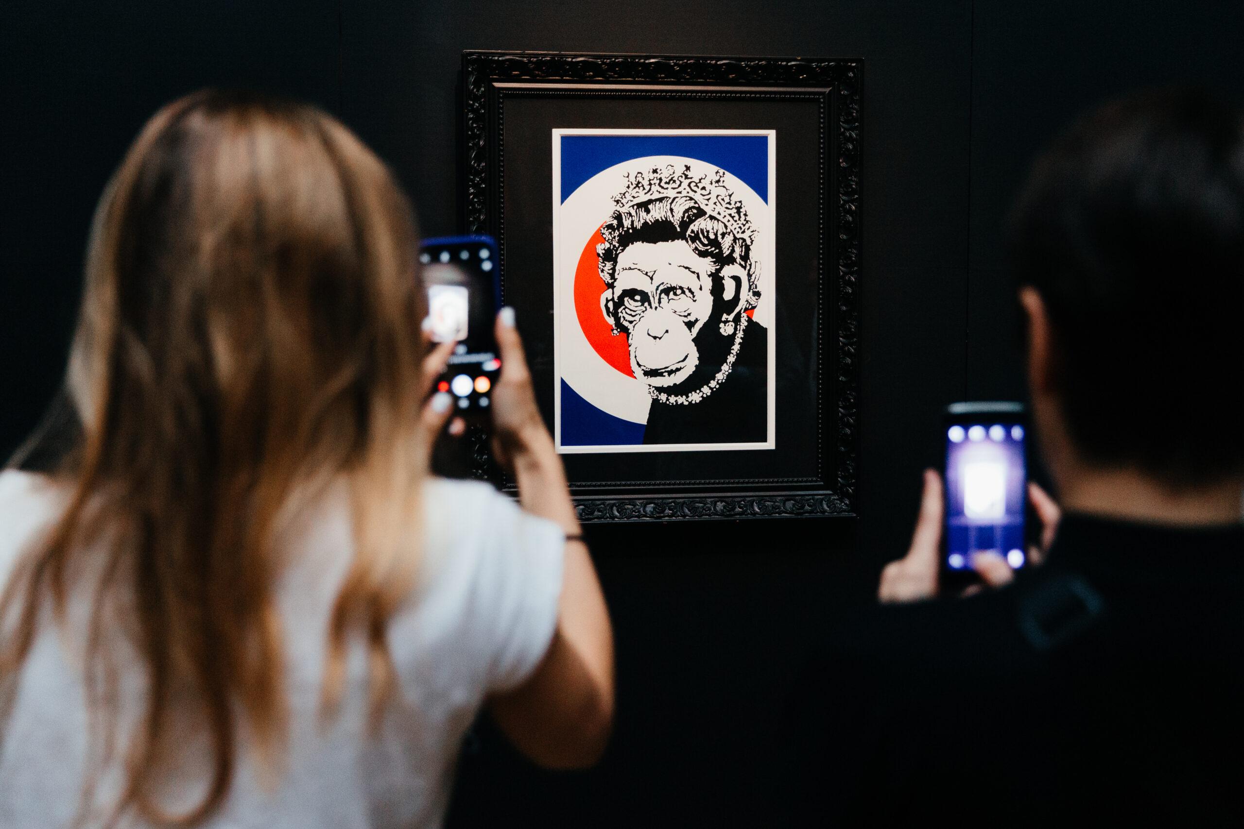 La exposición de BANKSY: The Street is a Canvas llega a Madrid
