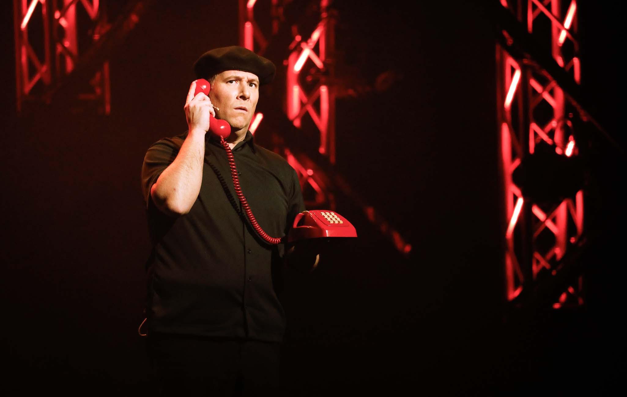 One Man Show: Carlos Latre vuelve a los escenarios