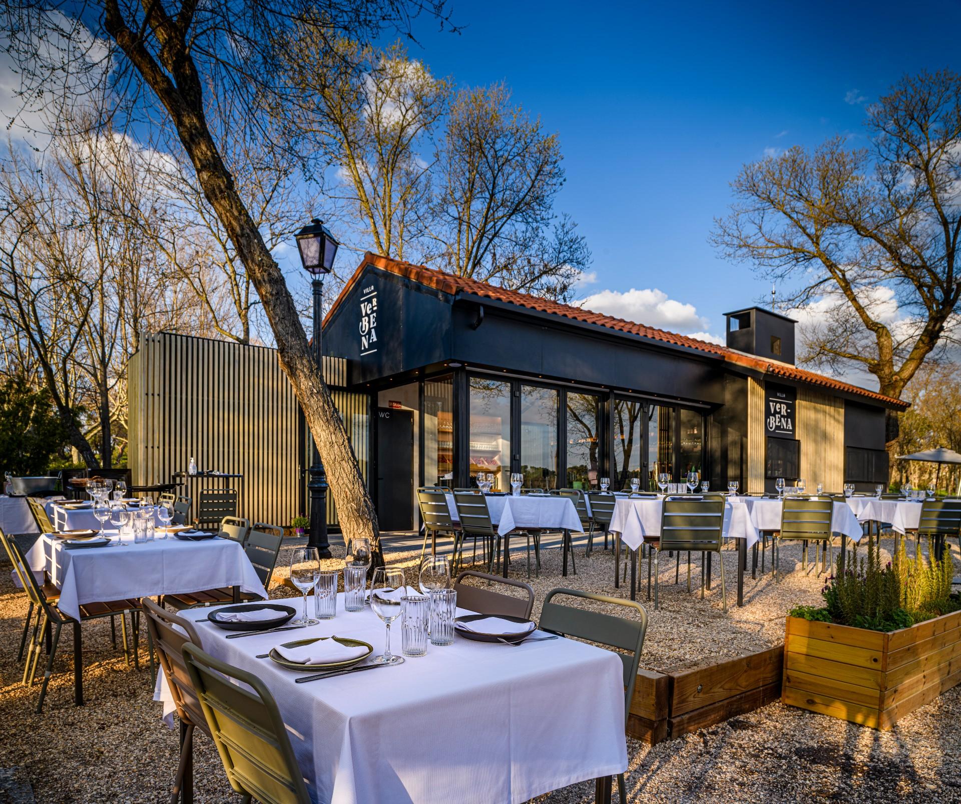 Villa Verbena, la terraza del verano en Madrid